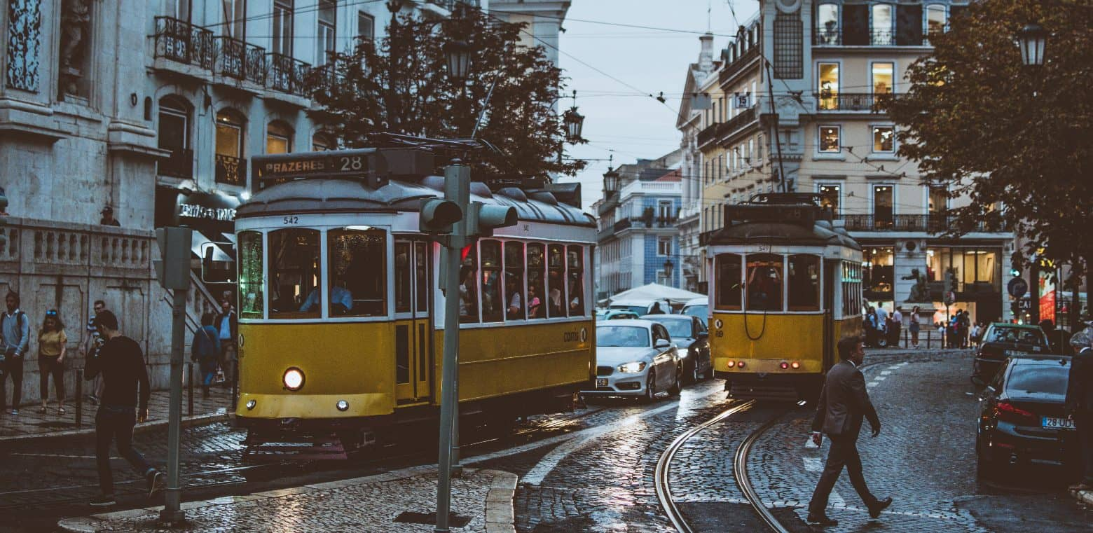 Lisbon is one of the world's greenest large cities.